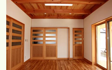 豊川市の注文住宅 豊川市F邸お住まい拝見 木の家のいごこち 施工例